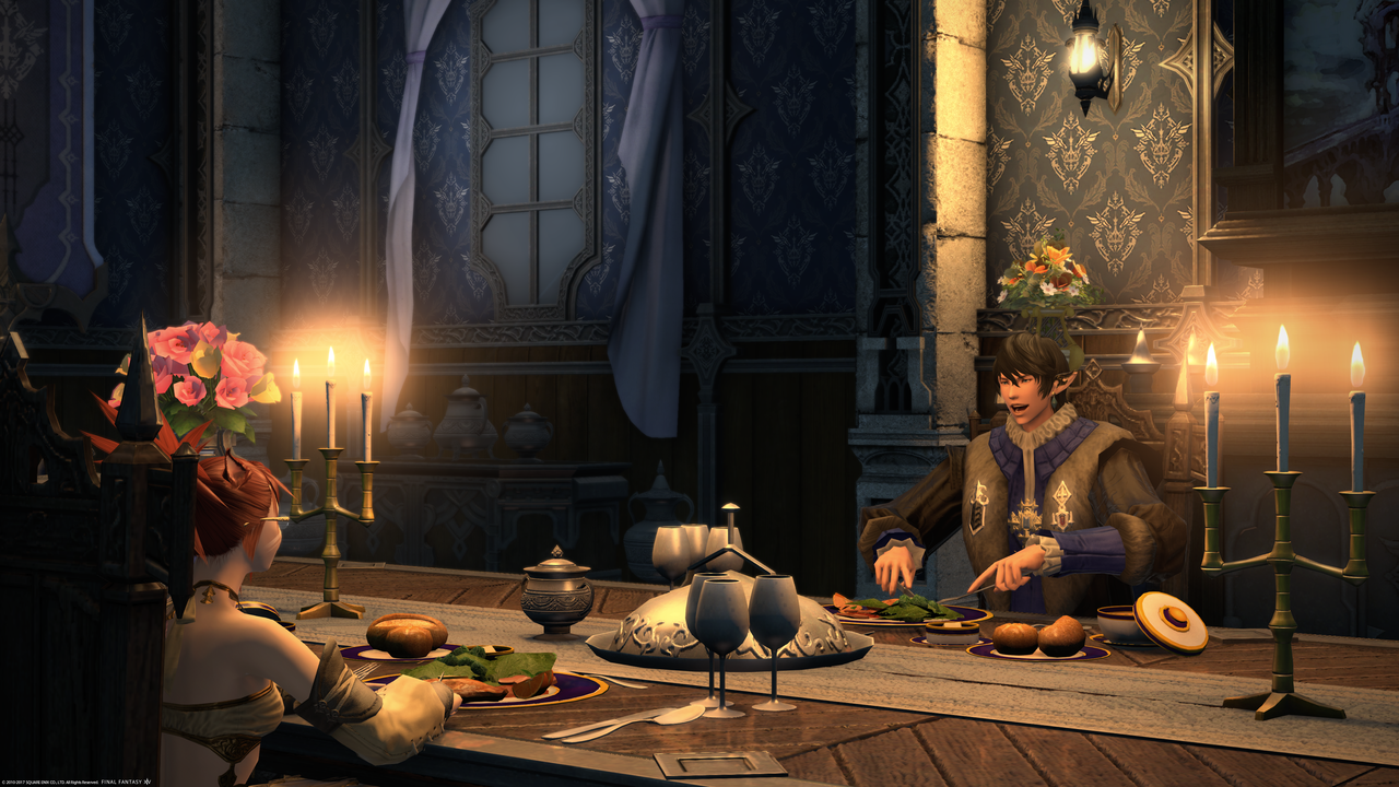 Aymeric laughing about a joke Kakysha made